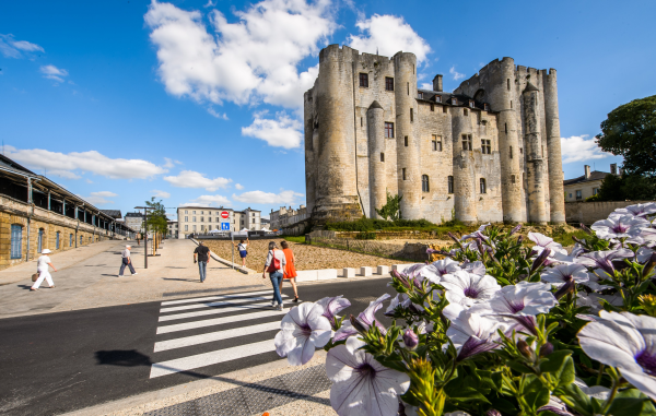 Visite guidée : Histoire et architecture du Donjon