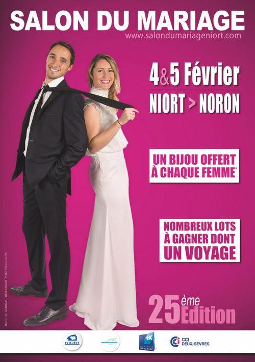 Salon du mariage de niort mairie de niort for Salon du mariage cherbourg