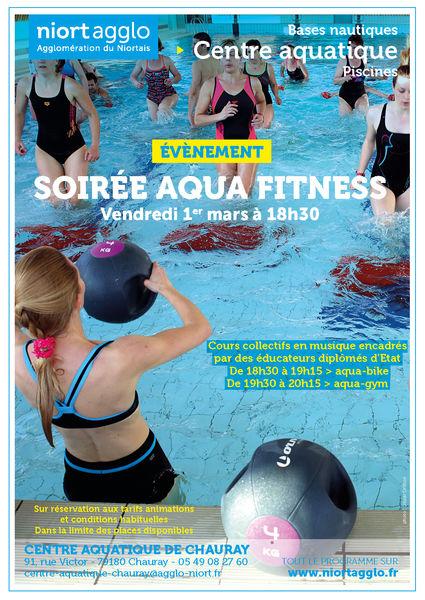 Soirée Aqua-fitness