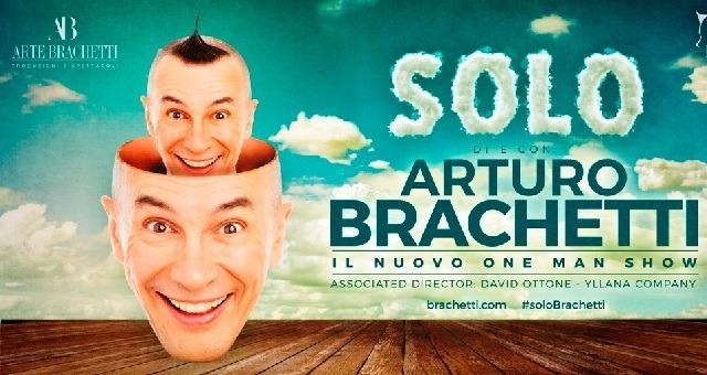 Spectacle : Arturo Brachetti