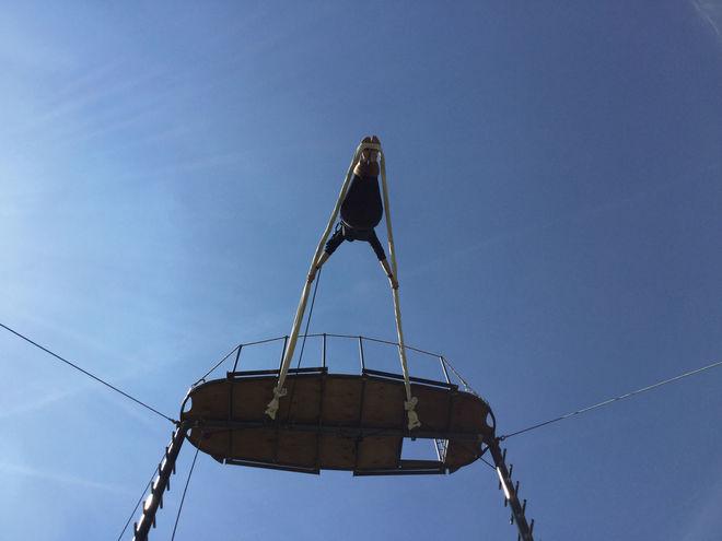 Cirque d'été : Cie Avis de Tempête - Comme un vertige