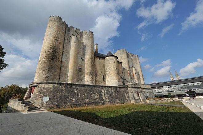 Dimanche au musée, visite guidée : Histoire et architecture du Donjon