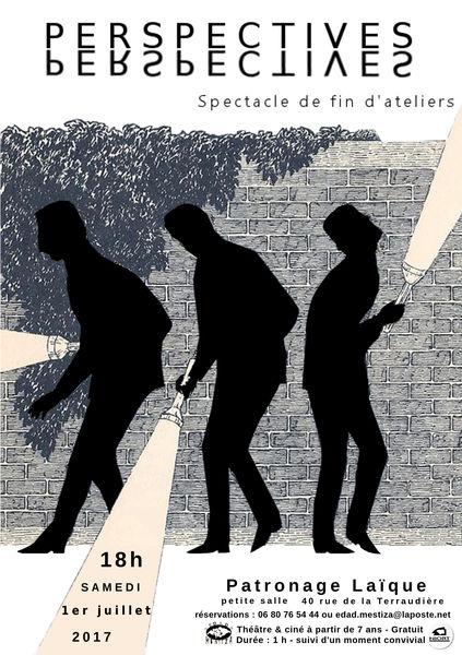 Théâtre & ciné : Perspectives