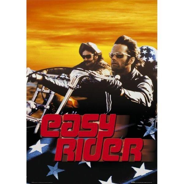 Ciné Polar : Esay Rider de Dennis Hopper