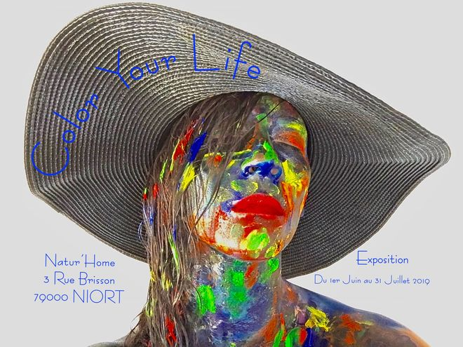 Exposition : Color your life