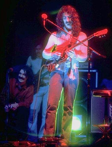 Concert hommage à Franck Zappa
