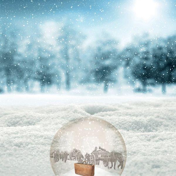 Spectacle : Ce matin la neige