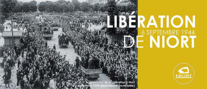 74e anniversaire de la Libération de Niort