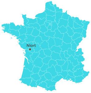 Commune de Niort