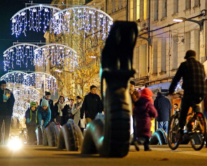 Atelier photos : photographiez la ville illuminée