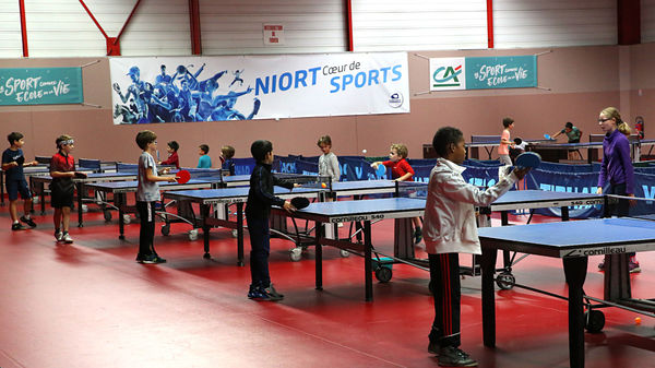Centre municipal de tennis de table