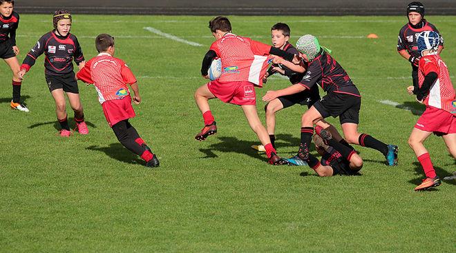 Sport : Challenge Drop Rugby