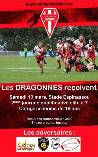 Sport : Tournoi rugby féminin