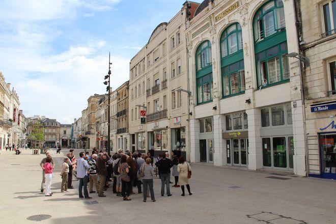 Les rendez-vous du lundi : le patrimoine du centre-ville