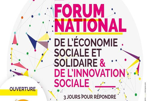 Illustration article : 5e forum national de l'ESS