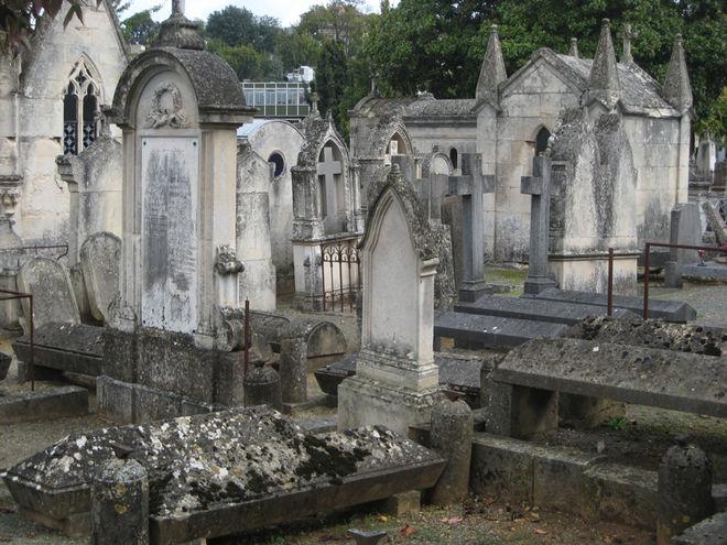 Visite guidée : Découverte du cimetière Ancien