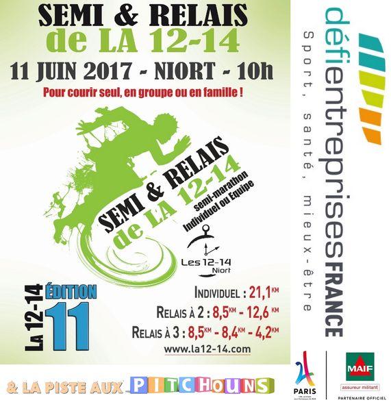 Semi & Relais de La 12-14