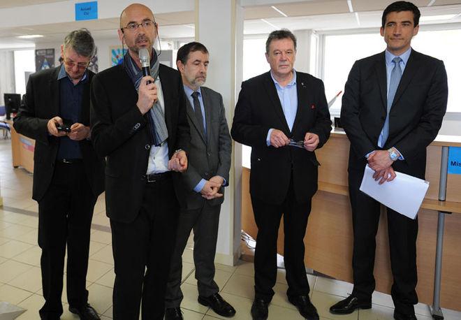 Une porte ouverte pour les jeunes mairie de niort - Mission locale portes de provence ...