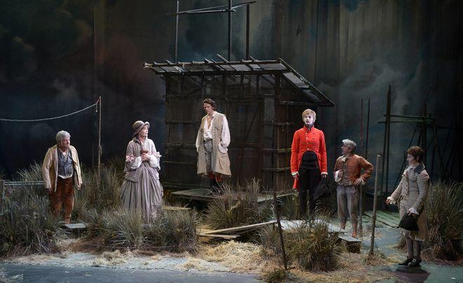Théâtre : Le Triomphe de l'amour