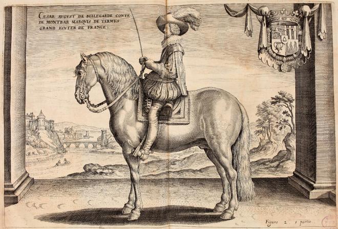 Exposition : L'art de monter à cheval
