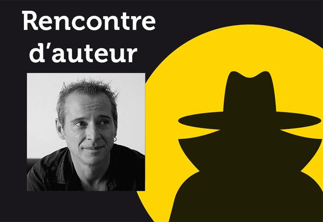 Festival Regards Noirs, rencontre d'auteur à Niort