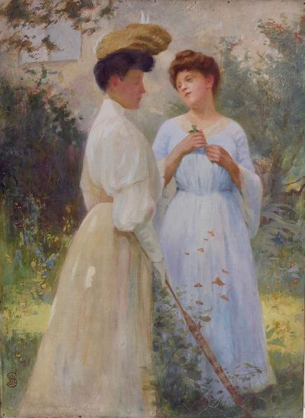 Conférence : Hubert-Sauzeau (1856-1927), un peintre niortais méconnu par Guy Brangier, historien