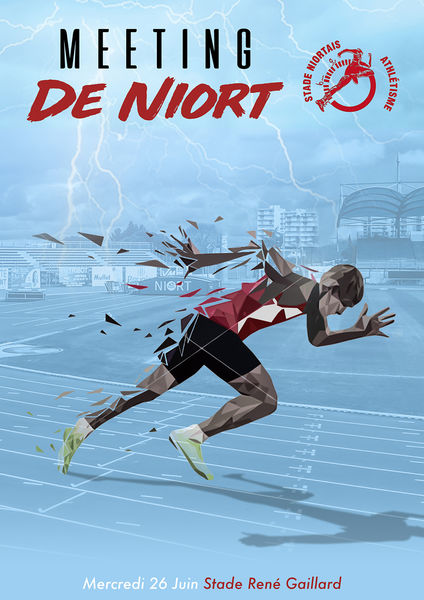 Athlétisme : meeting de Niort