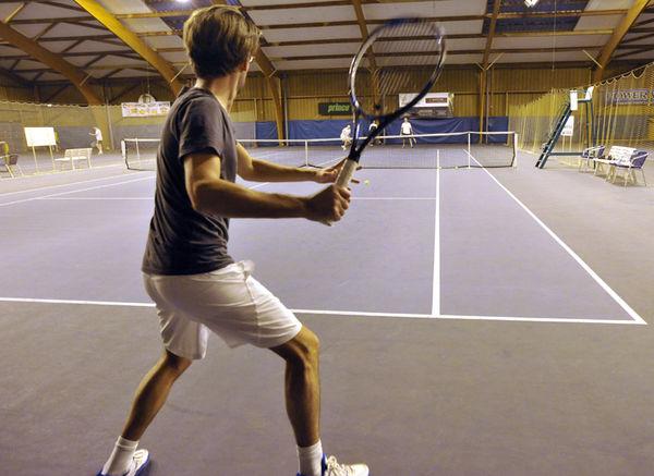 Centre municipal de Tennis - Niort