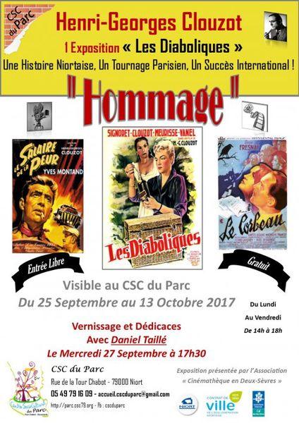 Exposition : Les diaboliques - Hommage H.G. Clouzot
