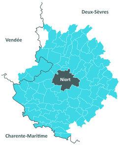 Aire urbaine de Niort