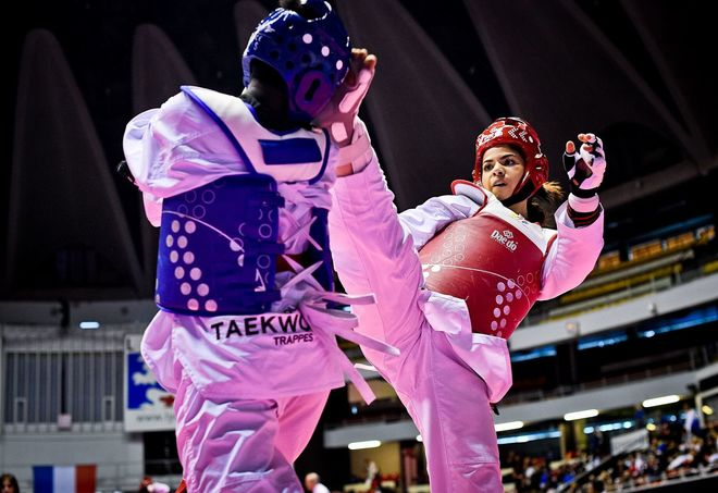 Taekwondo : championnats de France espoirs et critérium national vétérans