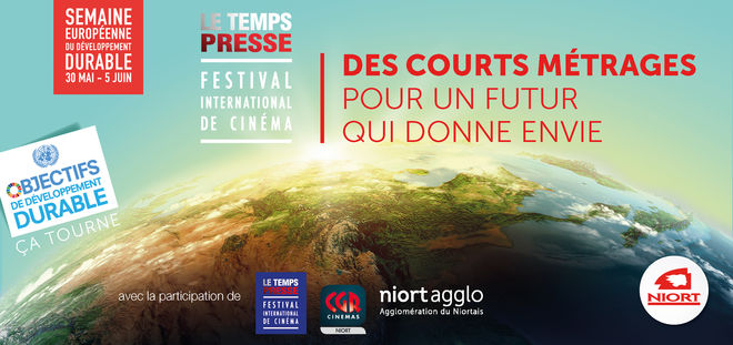 "Festival ""Le temps presse"""