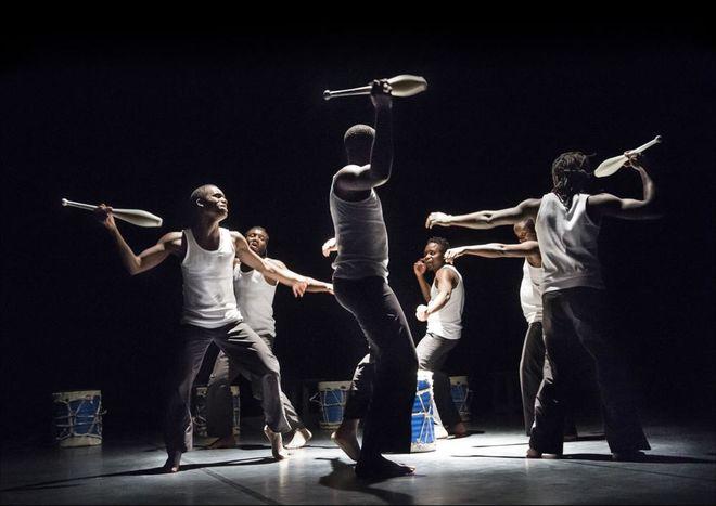 Danse : Maputo-Mozambique