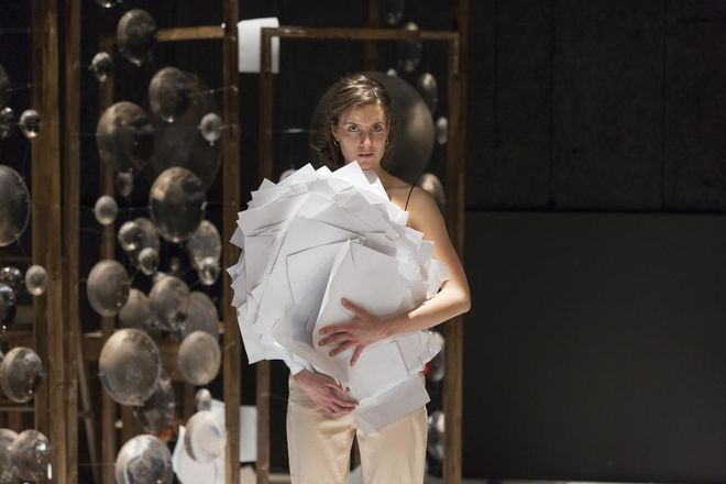 Théâtre : Bovary