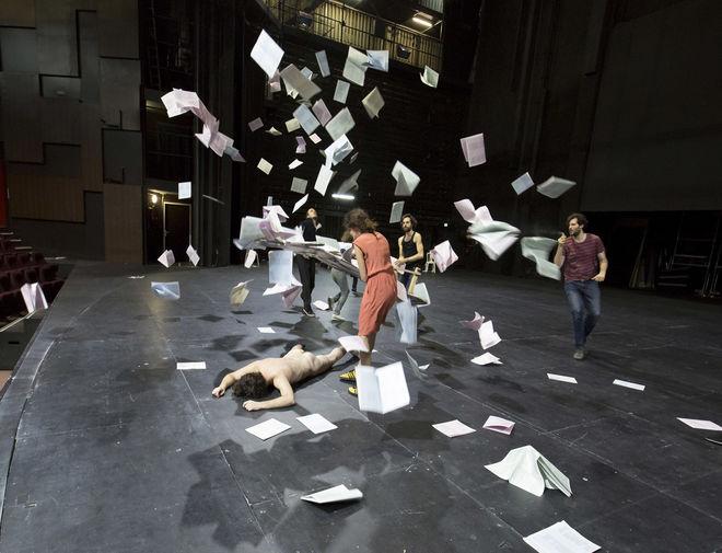 """Théâtre.""""Les Molières de Vitez"""""""