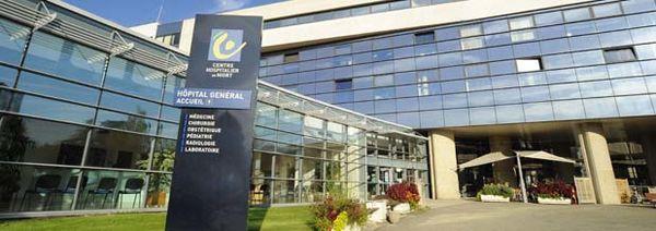Centre hospitalier de Niort - Photo Christophe Bernard