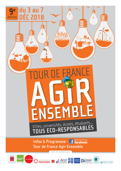 Tour de France Agir Ensemble