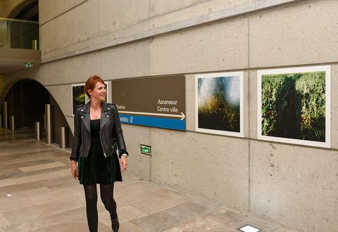 Christelle Chassagne, adjointe en charge de la culture ©BDerbord