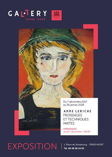 Expo : Anne Leriche