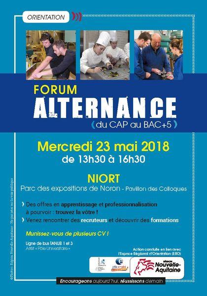 Salon : Forum Alternance