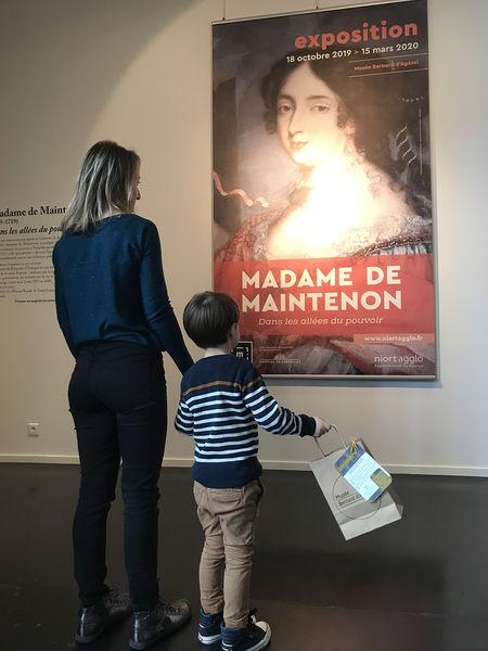 Vacances aux musées : kit famille