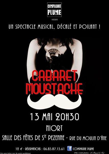 Cabaret Moustache