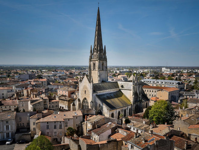 Visite guidée : L'église Notre Dame de Niort