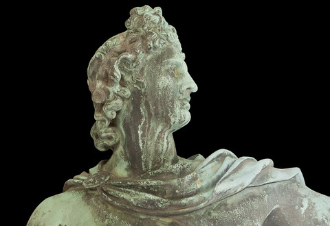 Illustration article : Une souscription pour l'Apollon du Belvédère