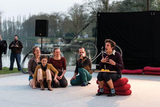 Cirque d'été : Cie A sens unique - Léger démêlé