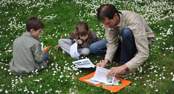 Education à l'environnement  - Photo Bruno Derbord