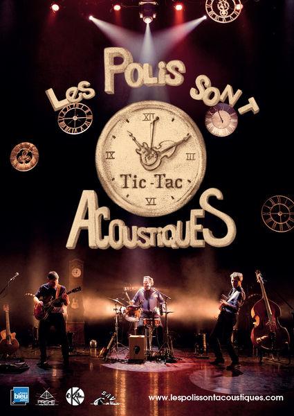 Animation musicale : Les Polis sont acoustiques