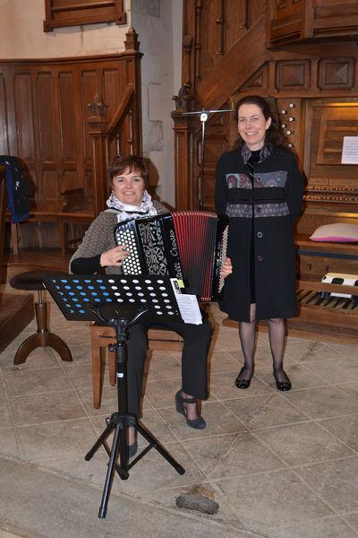 Concert orgue et accordéon