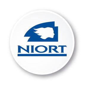 Logo de la Ville de Niort - Version institutionnelle