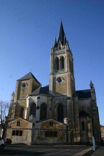 Visite gratuite : L'église Saint-Hilaire